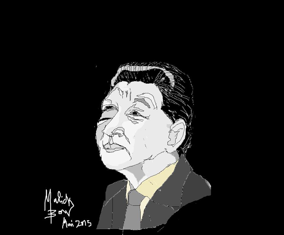 Xi JINPING - Président de la République de Chine