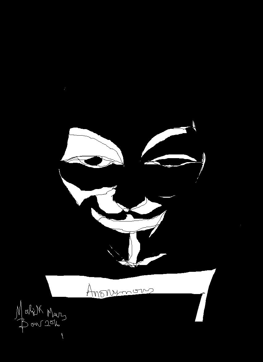 rencontre avec un anonymous