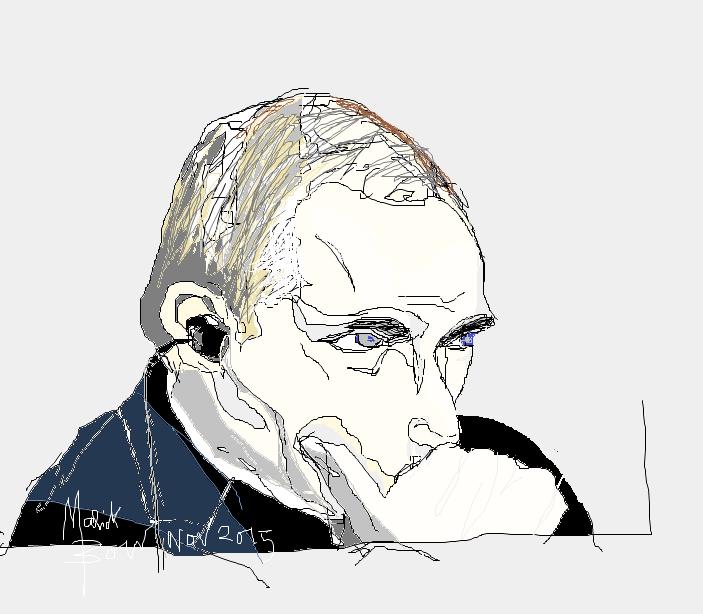 Vladimir POUTIN - © Malick MBOW