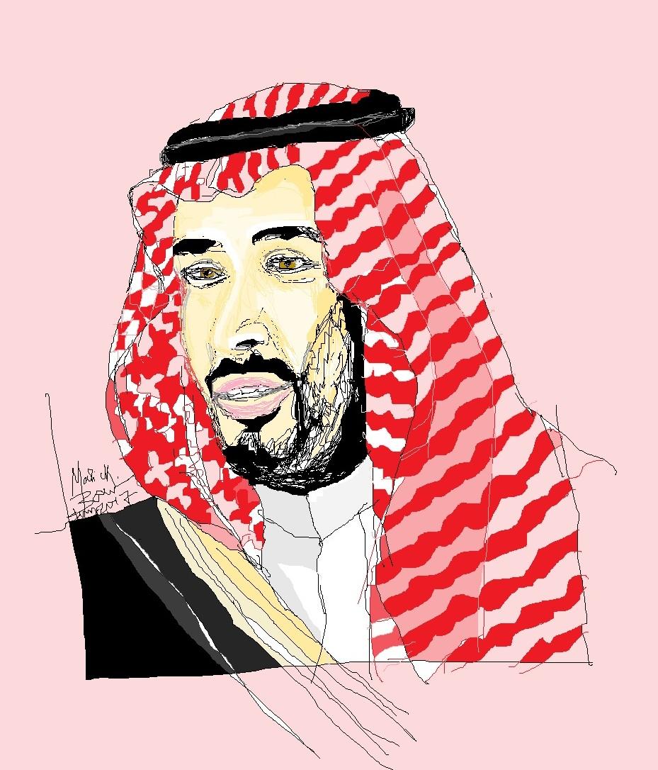 Mohammed-Bin-Salman-Al-Saud © Malick MBOW
