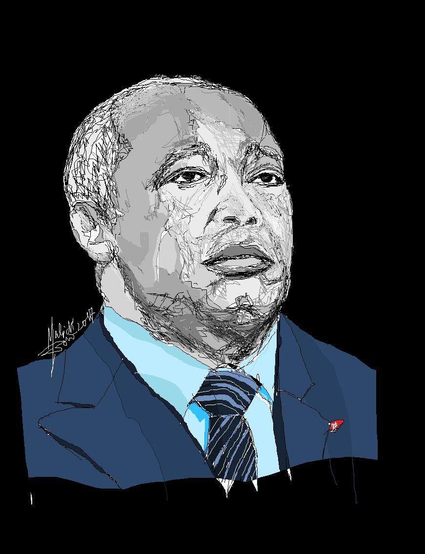 Laurent-Bagbo © Malick MBOW