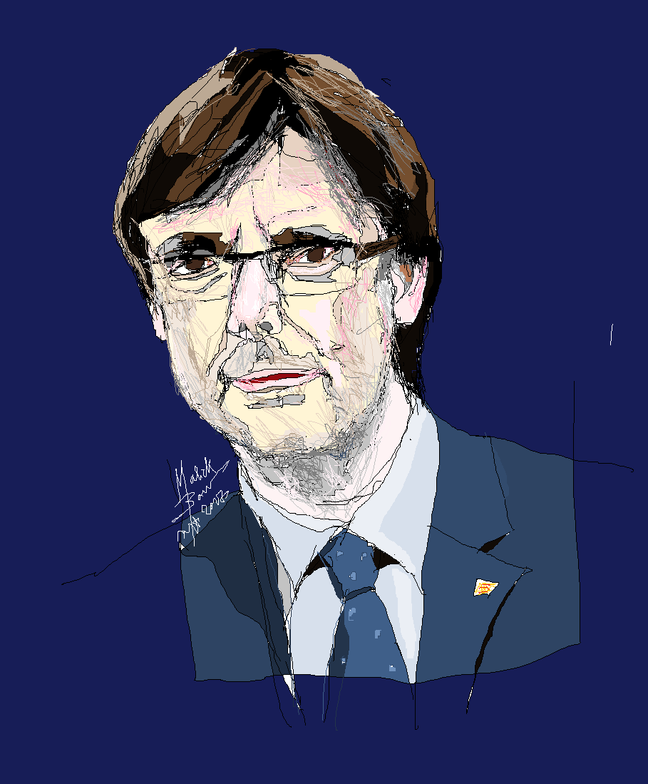 Carles-Puigdemont © Malick MBOW